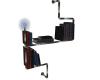 CD Industrial Book Shelf