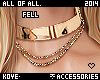 Fell Gold chokers
