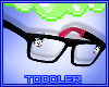 Toddler. Mickey Glasses