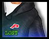Lost--Tri hoodie