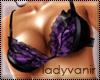.LV. Ooh Bra Purple