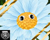 }T{ Dancing Flower Blue
