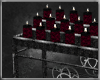 Gothica- Candle Rack