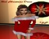 *SC* Red Christmas Dress