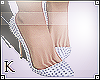 Kior White Heels 💋