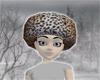 !ML Cheetah Fur Hat