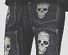 Skull Denim