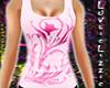 {LL}Tank Top Pink