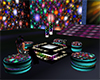 Disco Chat Chairs