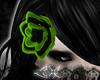 -LEXI- RoseBand: Green