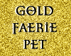 Gold Faerie Pet