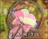 VT| Bunny Easter Basket