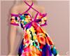 !© Vibrant Dress I