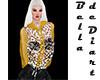 -BdD- leopard jacket