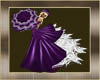 VICTORIAN PURPLE OUTFIT