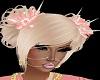 Sona - blond hair
