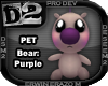 [D2] Bear: Purple