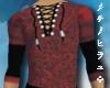 Rai Camisa Tsino Red