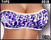 E| Cheap Bandeau Purple
