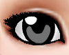 Gray/Grey Anime Eyes