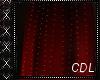 !C* C Red Curtain