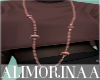 *A* Betty Long Necklace