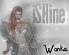 W° iShine .Silver