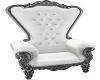 White/silver Throne