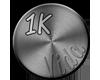-V- Support Sticker *1K*