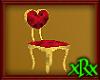 Valentine Heart Chair