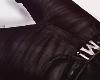 "% ""MCM"" Black Jeans"