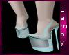 L: Babygirl Heels