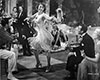 Flapper Dancing in Group
