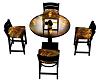 Golden Dragon Table Chai
