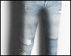 Patch Work Jeans(blue)