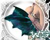 Aqua Mermaid Arm Fin L