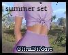 (OD) Summer set w/boots