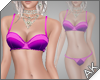 ~AK~ Retro Swim: Fuschia