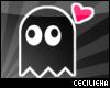 ~ PacMan Sticker