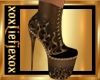[L] GOLD FLAME Boots F
