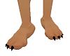 djc furry feet