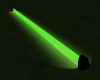 Green neon light bar
