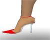 Kays Red Heels