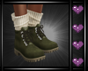 e Safari Boots Green