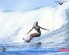 Gino's surfboard 2