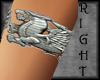 Dragon Upper Armband R