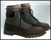 Fall Olive Brown Boots