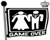 BRIDE & GROOM GAME OVER