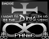 DRUG IN U BADGE