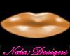 peach lipstick small